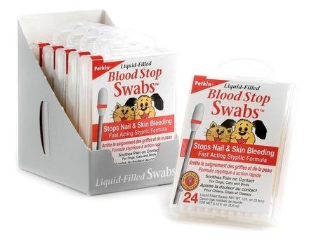 Pet Blood Stop Swabs picture
