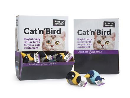 Cat 'N' Bird picture