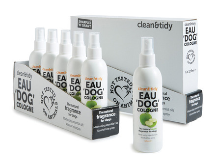 Eau De Cologne Spray For Dogs - Apple picture