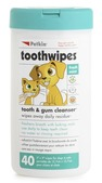Tooth wipes - 40ct