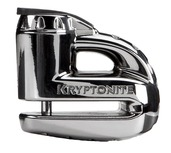 Keeper 5-S2 Disc Lock (Chrome)