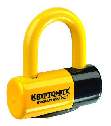 Evolution series 4 Disc Lock (Yellow) picture