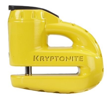 Keeper 5-S2 Disc Lock (Yellow) picture