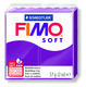 FIMO soft modelling clay, purple, box of 6