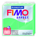 FIMO effect  modelling clay, jade green, box of 6