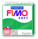 FIMO soft modelling clay, emerald, box of 6