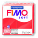 FIMO soft modelling clay, indian red, box of 6