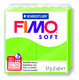 FIMO soft modelling clay, apple green, box of 6