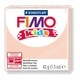 FIMO kids modelling clay, flesh, box of 8