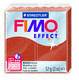 FIMO effect  modelling clay, copper (metallic), box of 6