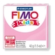 FIMO kids modelling clay, rose, box of 8