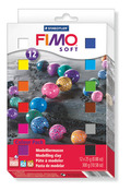 Fimo soft MP 12pcs