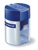 STAEDTLER single-hole tub sharpener, box of 10