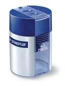 STAEDTLER double-hole tub sharpener, box of 10