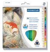 Watercolored pencils 24pk