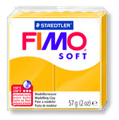 FIMO soft modelling clay, sunflower, box of 6