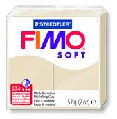 FIMO soft modelling clay,sahara, box of 6