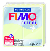 FIMO effect  modelling clay, nightglow, box of 6