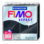 FIMO effect  modelling clay, stardust, box of 6