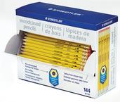 Pencil yellow 144ct box