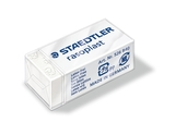 STAEDTLER rasoplast eraser, box of 40