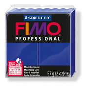 FIMO professional modelling clay, ultramarine, box of 6