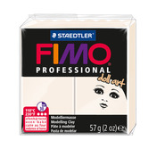 FIMO professional doll art modelling clay, porcelain, box of 6