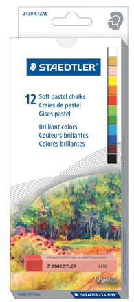 Chalk Pastel, 12pk picture