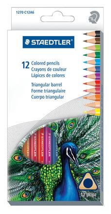 Color pencils, 12pk picture