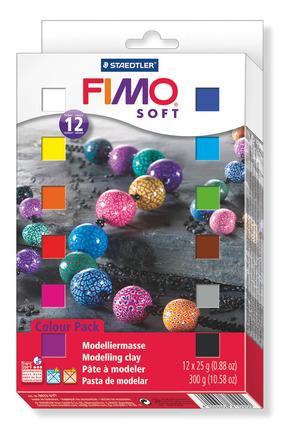 Fimo soft MP 12pcs picture
