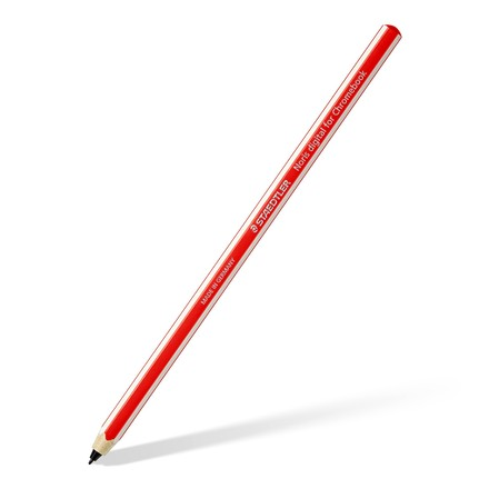 Noris digital for Chromebook EMR stylus, Fine Touchscreen Pencil with 0.7 mm Tip, Red picture