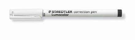 Lumocolor correction pen , box of 10 picture