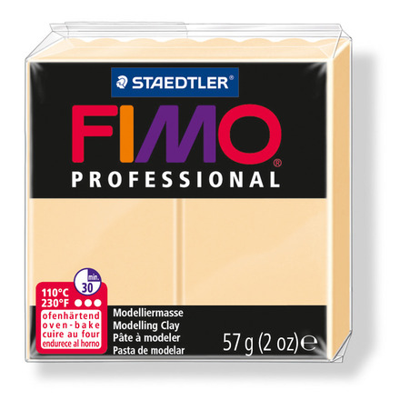 FIMO professional modelling clay, champagne, box of 6 picture