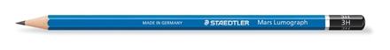 Mars Lumograph Premium pencil 3H, box of 12 picture