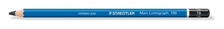 Mars Lumograph Premium pencil 7B, box of 12 picture
