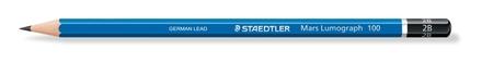 Mars Lumograph Premium pencil 2B, box of 12 picture