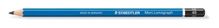 Mars Lumograph Premium pencil 4B, box of 12 picture
