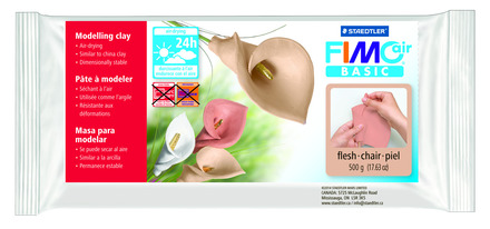 FIMO air basic, 500g flesh picture