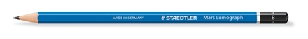 Mars Lumograph Premium pencil B, box of 12 picture