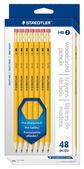 Pencil yellow 48ct box