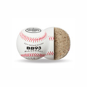 PACK OF 12 - BASEBALL INDOOR TRAINING BALL 9''