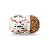 PACK OF 12 - BASEBALL TRAINING BALL 8,5''