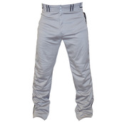 STOCK  PANT WITH  PIPING SENIOR GREY