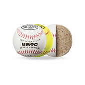 PACK OF 12 - BASEBALL INDOOR T-BALL  8,5''
