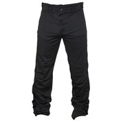 STOCK  PANT WITH  PIPING SENIOR BLACK