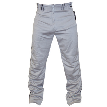 STOCK  PANT WITH  PIPING SENIOR GREY picture
