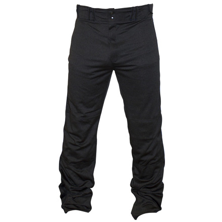 STOCK  PANT WITH  PIPING SENIOR BLACK picture