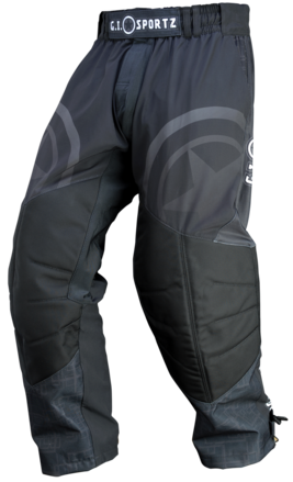 Glide Pants - Black - Small picture