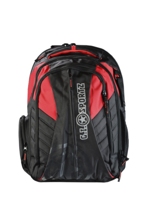 HIK'R Bag - Black/Red picture