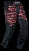 Glide Pants - Tiger Crimson - Large